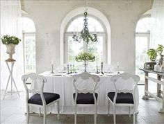 Dining Room color inspiration