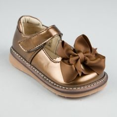 I know a little girl who NEEDS these shoes...