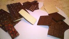 Cappuccino-, Sahne- und Erdbeerschokolade in lowcarb und unglaublich lecker! Low Carb Dessert, Healthy Chocolate, Snacks, Low Carb Keto, Almond, Deserts, Cheese, Food, Lchf