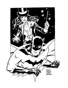 Batman and Zatanna