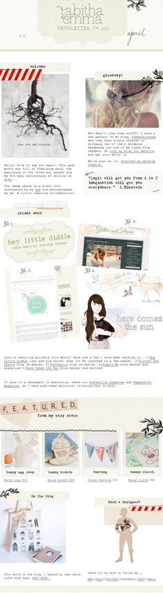 Newsletters by TabithaEmma.com