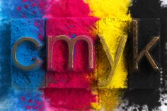 Most printing presses use these 4 colors: Cyan, Magenta, Yellow & Pure Black. Together they create the illusion of many varieties of colors! To learn more about color and printing click the link below at the Desktop Pub. #SmartPrintingLasVegas #SmartPrinting #LasVegas #embroidery #screenprinting #custom #CMYL #learn #beinformed #art #print #color #base #customtshirt #desktoppub