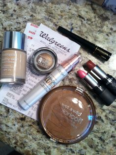 Drugstore Makeup Fab Finds!