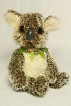 Jarren the Koala by Wayneston Bears