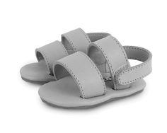 Sari Sandals - Light Grey
