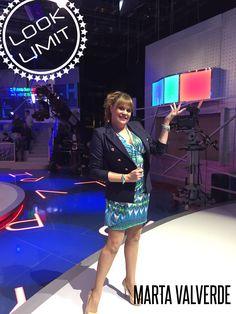 MARTA VALVERDE & LOOK LIMIT Guapísima luce los complementos LOOK LIMIT la actriz Marta Valverde en el conocido concurso Pasapalabra. Nos encantan sus Outfit siempre complementados con nuestras joyas. FASHION LOOKS!! #celebritie #cool #trendy #glamour