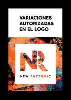 """Manual de Identidad para sello musical """"New Rythmic"""", por Hugo Alonso de Paz"""