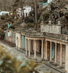 Portmeirion, A Secret City in Wales - The Emasphere