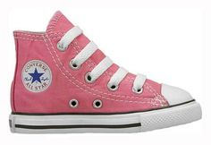 f0265af2cc19 Converse Chuck Taylor All Star Hi Top Toddlers Pink