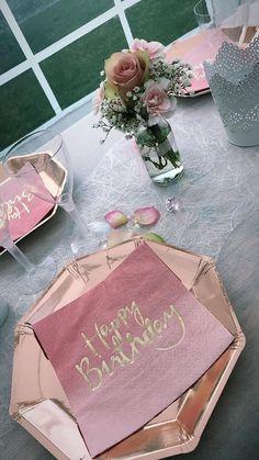 Birthday Roses, Flamingo Birthday, Flamingo Party, Baby Girl Birthday, Birthday Brunch, 4th Birthday Parties, 40th Birthday, Birthday Ideas, Sleepover Party