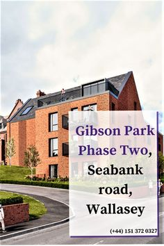 We are Proud to Introduce Luxury apartment living in Mariners View – Gibson Park Development Phase Two at Seabank road, New Brighton. Click on image to see property. for more information call to wallasey office 0151 372 0327. New Brighton, Luxury Apartments, Apartment Living, Liverpool, Property For Sale, Multi Story Building, Real Estate, Estate Agents, Mansions