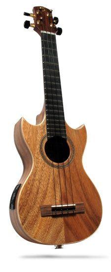 Stoll Concert Ukulele with Double Cutaway #LardysUkuleleOfTheDay ~ https://www.pinterest.com/lardyfatboy/lardys-ukulele-of-the-day/ ~
