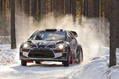Swedish WRC Rally 2012 photo Carl Markus J