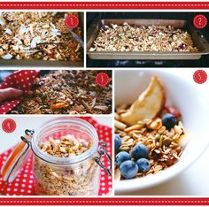 Muesli is the perfect summer meal, as it is light, convenient and oh-so delicious. This DIY muesli is perfect popped in a jar and tied with a bow for xmas.