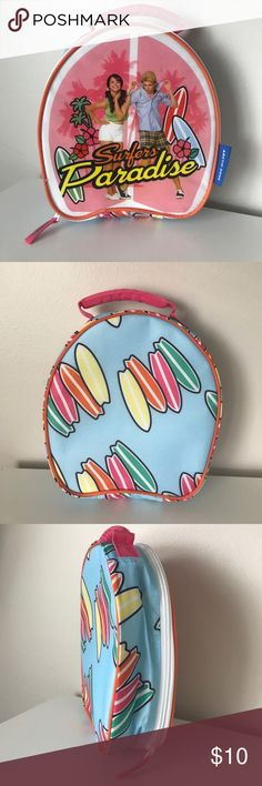 """Nwot Disney arctic zone lunch box surfer paradise New without tags's kids arctic Jones by Disney """"surfer paradise"""" lunch box Disney Accessories Bags"""