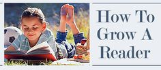 Tips on helping your child become a reader from author Tricia Goyer!