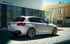 Experience the BMW 1 Series with the connectivity of tomorrow. Bmw Serie 1, Bmw 1 Series, Bmw Compact, New Bmw, Bmw Cars, Car Wallpapers, Car Car, Cars Motorcycles, Luxury Cars