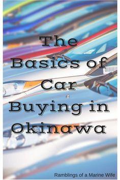 The Basics of Car Bu
