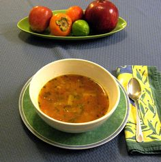 Where I Am Now: Chicken Soup and Giving Thanks