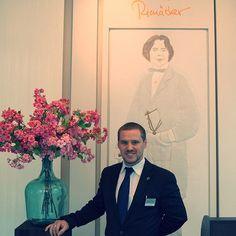 Marcus Altenberger ist seit einem Jahr unser Restaurant Manager im Rienäcker. Der frisch ausgebildete Sommelier empfiehlt Ihnen auch gern einen Wein zu Ihrem gewählten Menü.  #restaurant #restaurantberlin #restaurantrienäcker #rienäcker #restaurantmanager #sommelier #wein #personal #vorstellung #gastro #gastronomie #hotel #hotelberlin #berlin #goldentulipberlin