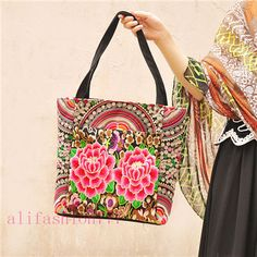 Alifashion777 is the best site to hot-selling professional supply the travelling Embroidered bag Ethnic Embroidery Handbags with the discount and gift. More questions: skype: alifashion777; email: sales@alifashion777.com; whatsapp: 0086-186-8780-0583.