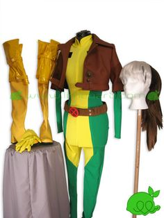 Rogue rogue costume rogues and costumes rogue costume rogue1 solutioingenieria Gallery