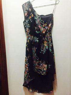 BreShop da Mah: Vestido Mullet by Zara - P/ Pagamentos na lotérica...