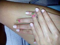 Manicure - Travesuras Peluquería Infantil.