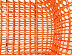Moiré oranje detail 2
