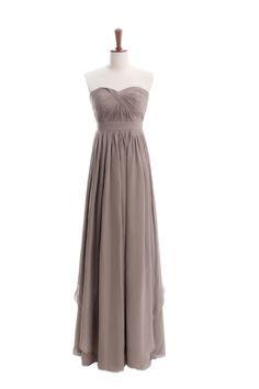 Fancy knee length alternate detailed chiffon dress(special offer for Lindsay)