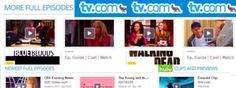 tv.com - Watch tv Shows Online | Full Episodes - Silvercrib