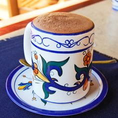 Mexican hot chocolate is nothing like its western cousins.With hints of cinnamon and spice infused in the rich chocolate