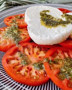 Risotto, Mozzarella, Pesto, Vegetables, Healthy, Food, Best Healthy Recipes, Lollipops, Recipes With Vegetables
