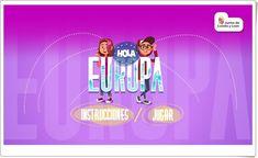 """""""Hola, Europa"""" (Juego sobre Patrimonio Cultural Europeo)"""