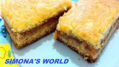 Romanian Desserts, Romanian Food, No Cook Desserts, No Cook Meals, Cake Recipes, Dessert Recipes, Cakes And More, Menu, Family Meals