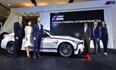 BMW Xpo 2016 สุดร้อนแรงด้วย M4 Coupe Competition Edition บีเอ็มดับเบิลยู กรุ๊ป ประเทศไทย พร้อมสร้างสีสันใหม่ให้กับวงการรถยนต์เมืองไทยอีกครั้งในงาน BMW Xpo 2016 ด้วยการเปิดตัวยานยนต์ที่เปี่ยมสมรรถนะอย่าง บีเอ็มดับเบิลยู M4 Coupe Competition Edition พร้อมด้วยรุ่นพิเศษ Celebration Edition ของ บีเอ็มดับเบิลยู 320d Gran Turismo บีเอ็มดับเบิลยู 320d และบีเอ็มดับเบิลยู X3 xDrive20d ซึ่งเป็นส่วนหนึ่งของการเฉลิมฉลองครบรอบ 100 ปีของบีเอ็มดับเบิลยู กรุ๊ป ทั่วโลก