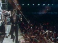 "Wilson Pickett ""Land of 1000 dances"" live in Ghana, 1971"
