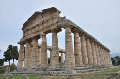 Some of the best Greek ruins are in Italy's mainland. Example: Paestum.