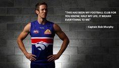 Bob Murphy, Western Bulldogs, Australian Football, Great Team, Doggies, Red And White, Action, Sport, Boys