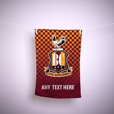 Our BCFC tea towels are hand crafted here in the UK using 300gsm microfibre towelling, which is lighter and more absorbent than cotton towels.  These towels can be used to wipe up spills, dry up and make the perfect gift for any Bradford City fan.  Your microfibre tea towel will absorb water faster than conventional tea towels and air dries quickly.  At a generous size of approximately 50cm x 74cm and completed with a hand hemmed finish, they can be washed and used time and time again. Cotton Towels, Tea Towels, Bradford City, Lighter, Fan, Retro, Water, Gift, Gripe Water