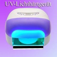 UV Lampe Nagelstudio 36W