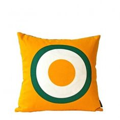 Fried Egg Cushion Cover