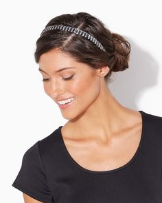charming charlie | Baguette Lady Headband | UPC: 410006212596 #charmingcharlie