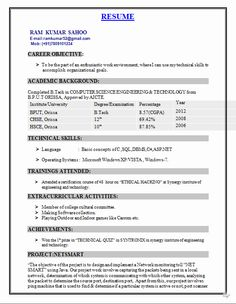 Excel Templates, Invitation, Schedule and Certificate Computer Engineering Student Resume Format Freshers Aspturcom Resume Software, Student Resume Template, Resume Templates, Certificate Templates, Simple Resume Format, Job Resume Format, Sample Resume, Unique Resume, Cv Format