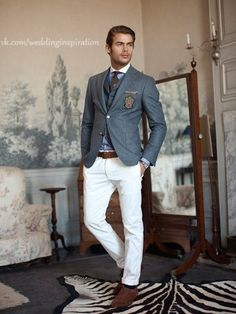 mens style   mens fashion white pantsuit honestly just copy this in a  female version. 2edb0ae3dee