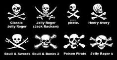 jolly roger tattoo - Google Search
