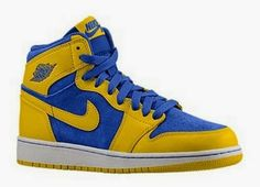 "THE SNEAKER ADDICT: Air Jordan Retro 1 ""Laney"" Sneaker RESTOCK (Detail..."