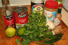 Thai Peanut Sauce Fondue recipe on Food52