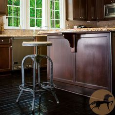 Christopher Knight Home Adjustable Natural Fir Wood Finish Barstool | Overstock.com