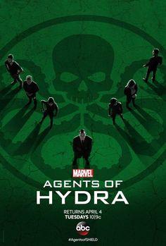 Marvel Agents of Shield TV Poster 2013-2014 24x36 - Clark Greg NEW